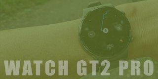 Safir Kadranıyla Sanki Rolex: Huawei Watch GT2 Pro İnceleme