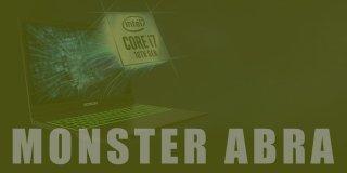 Monster Abra A5 Dizüstü Oyuncu Bilgisayarı İnceleme | Fiyat & Yorum