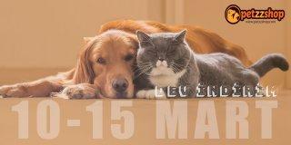 Petzz Shop 10-15 Mart Tarihleri Arasında Dev Kampanya Yapıyor!