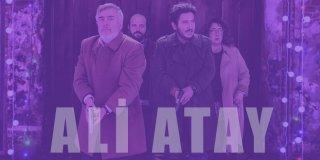 Başarılı Oyunculuğuyla Herkes Tarafından Tanınan Ali Atay'ın En İyi Dizi ve Filmleri