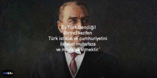 Atatürk Sözleri – Ulu Önder Mustafa Kemal Atatürk'ün En Güzel Sözleri