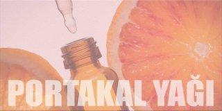 Portakal Yağının Mucizevi Faydaları