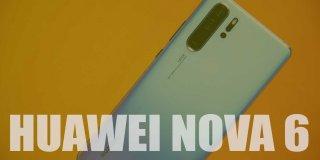 5G Bağlantı Desteğiyle Sınıfının En İyisi: Huawei Nova 6