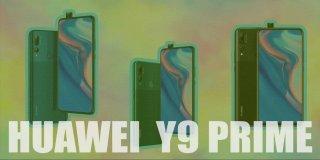 Açılır Kamera Özellikli Huawei Y9 Prime Özellikleri ve Fiyatı | İnceleme