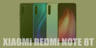 Xiaomi Redmi Note 8T Fiyat ve Özellikleri | Genel Bakış