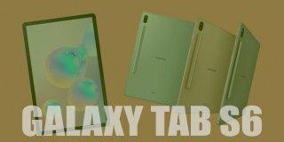 Samsung Galaxy Tab S6 | Android Tablet Ürün İnceleme