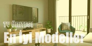 En Şık 10 TV Ünitesi Modeli   Televizyon Sehpası Fiyatları