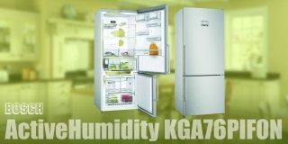 Bosch ActiveHumidity Buzdolabı İncelemesi   Fiyat & Yorum