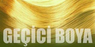 Saçlarınıza Renk Katacak En İyi Geçici Boya Tavsiyeleri