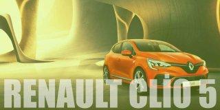 Yeni Renault Clio 5 2021 İnceleme ve Fiyatı Hakkında Bilgi