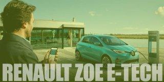 Modern Tasarım | Renault Zoe E-Tech 2021 İnceleme ve Fiyatı
