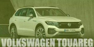 Premium SUV | Volkswagen Touareg 2021 İnceleme ve Fiyatı