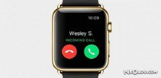 Apple Watch ile Arama Yapma
