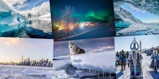 Dünyanın En Soğuk Ülkeleri