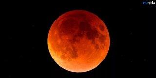 Rüyada Ay Tutulması Görmek Ne Anlama Gelir?