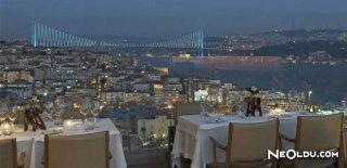 Boğazın En Güzel Manzarasına Sahip Restoranları