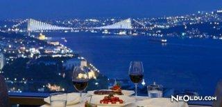 Anadolu Yakasındaki Romantik Akşam Yemeği Mekanları