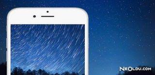 iPhone Telefonlarda Hızlı Çekim Video