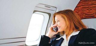 Uçaklarda Telefola Konuşma Dönemi Başlıyor