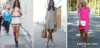 Shift Elbise Modası