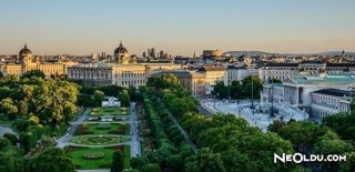 İstikamet Orta Avrupa / Viyana