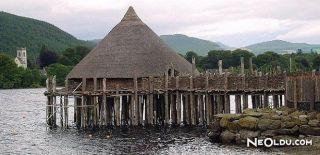 Piramitlerden Daha Yaşlı Yapı Bulundu
