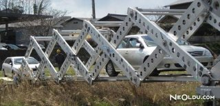 Taşınabilir Mobil Köprü Üretildi