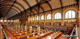 Dünyanın En Mükemmel Kütüphaneleri