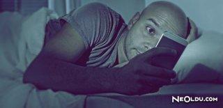 Uyurken Akıllı Telefonları Kendinizden Uzak Tutun
