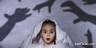 Çocukların Karanlık Korkusu