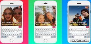 Snapchat'e Yeni Rakip Livetext!