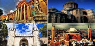 İstanbul'da Gezilmesi Gereken Müzeler