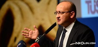 Akdoğan'dan Avrupa Parlementosuna Sert Tepki