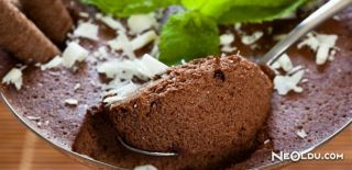 Çikolata Mousse