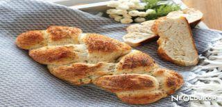 Lor Peynirli Örgü Ekmek Tarifi