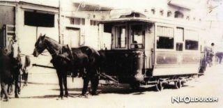 Tramvay'ın Osmanlı Devleti ve Türkiye'deki Tarihi