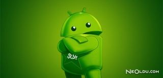 Android'e Özel Hesap Makinesi