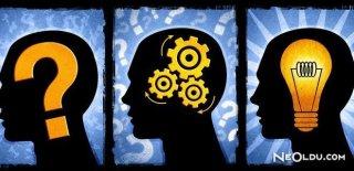 Düşünce Gücünüzün Farkında Mısınız?