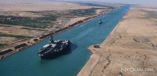 Süveyş Kanalı Yeni Haliyle Kullanıma Hazır