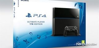 Sony PS4 'Ultimate Player Edition​' Satışta