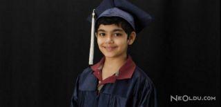 11 Yaşında Dünyanın En Genç Dahisi Oldu