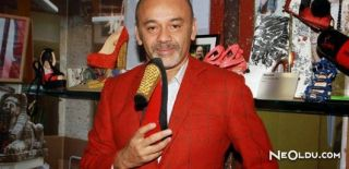 Christian Louboutin ''Kırmızı Tabanlı Ayakkabı''