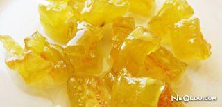 Limon Reçeli Tarifi