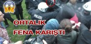 Protestolar Sırasında Türkler Öyle Bir Şey Yaptı Ki!