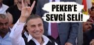 Sedat Peker'e Sivas'ta Sevgi Seli!