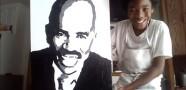 11 Yaşındaki Ressam Hayran Bıraktı