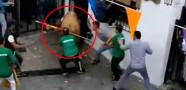 Boğa Bu Kez Acımadı! İspanya'daki Festivalde Bir Kişi Öldü!