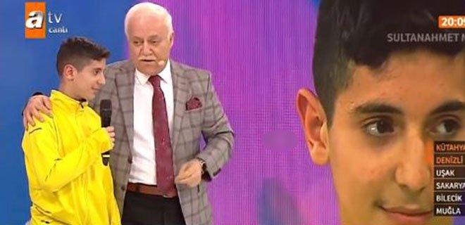 Ermeni Kökenli 13 Yaşındaki Arthur Nihat Hatipoğlu'nun Canlı Yayınında Müslüman Oldu