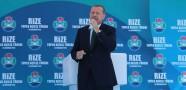 Recep Tayyip Erdoğan Hemşehrilerine Seslendi