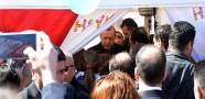 Erdoğan'dan Hayır Çadırına Ziyaret